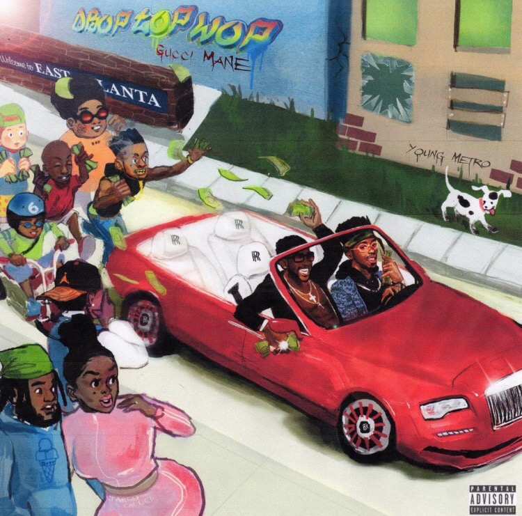 "Gucci Mane – ""Droptopwop"" review"