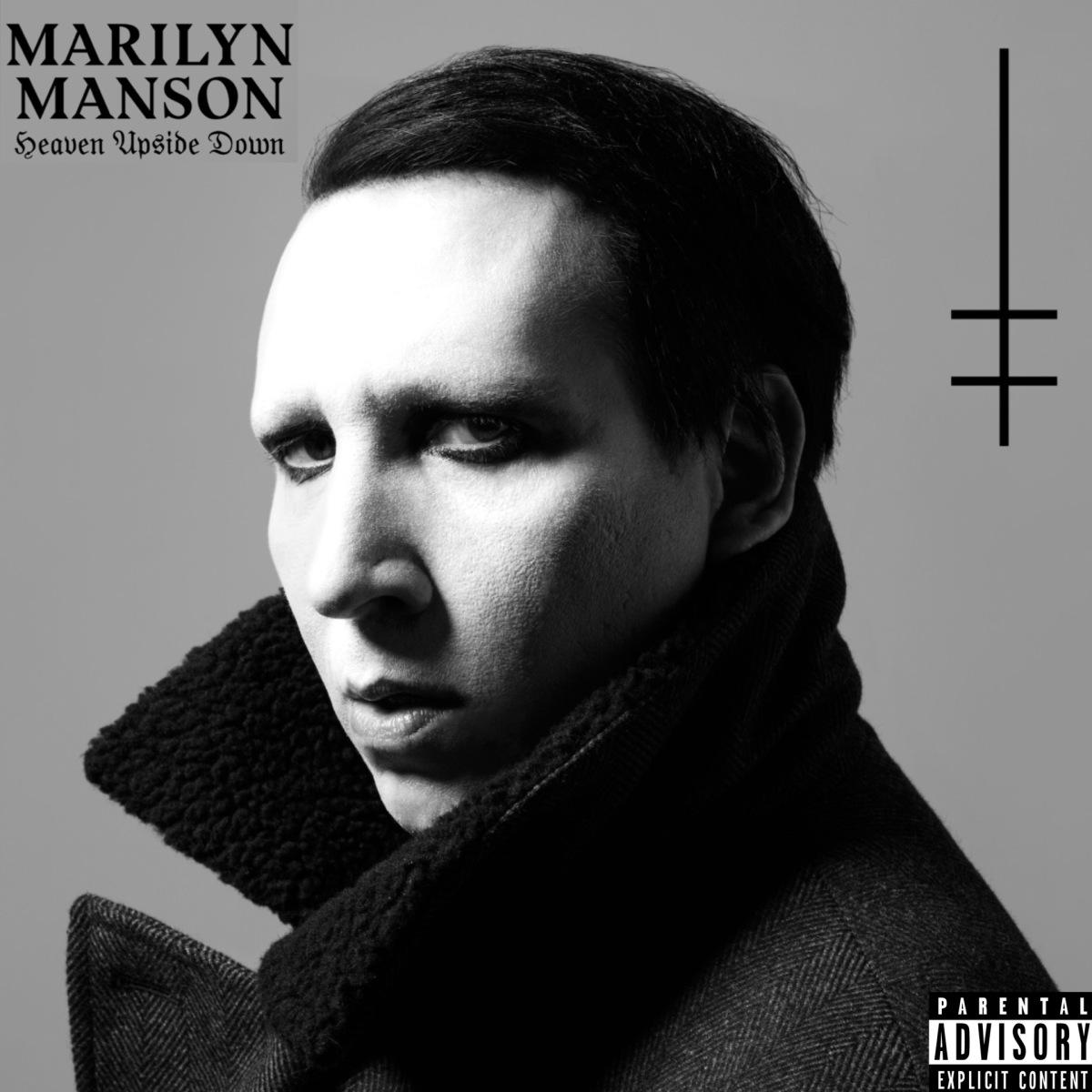 """Marilyn Manson – """"Heaven Upside Down""""review"""