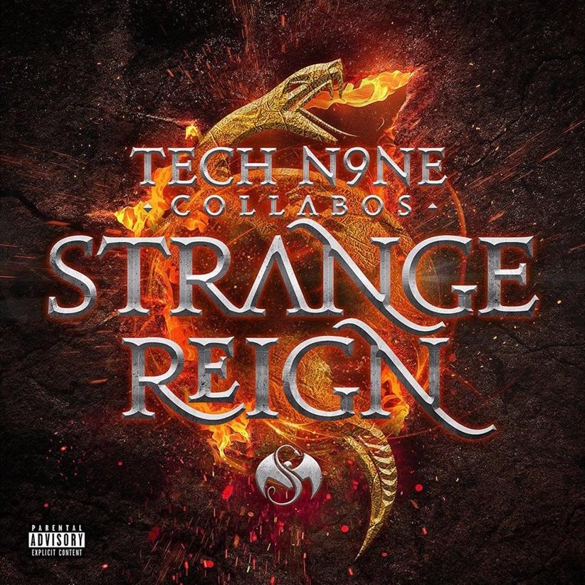 Strange Reign artwork